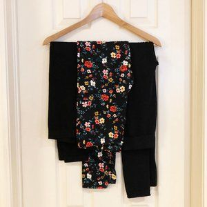 Bundle of Leggings - 3 Pairs - Size Small